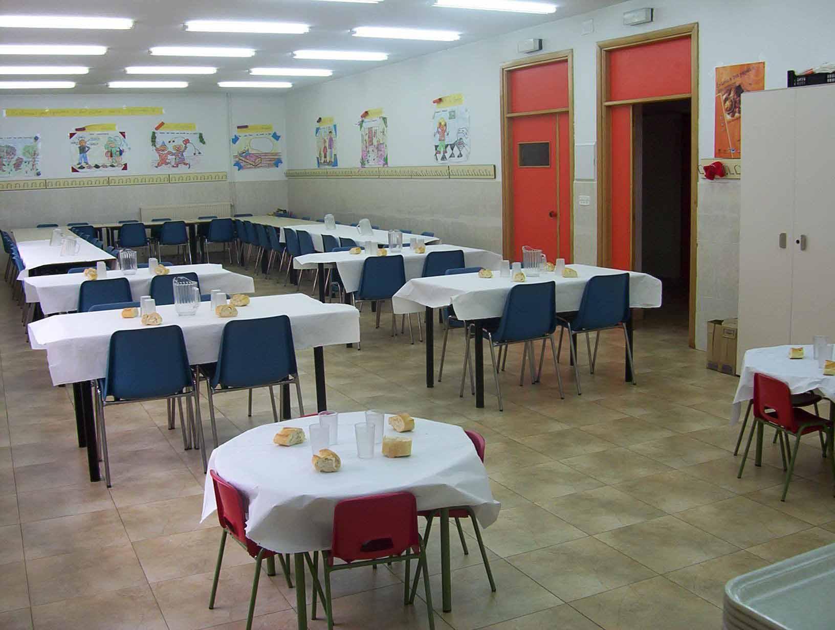 Comedores Jcyl. Curso escolar 2017-2018
